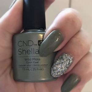 Other - CND Shellac Color Coat